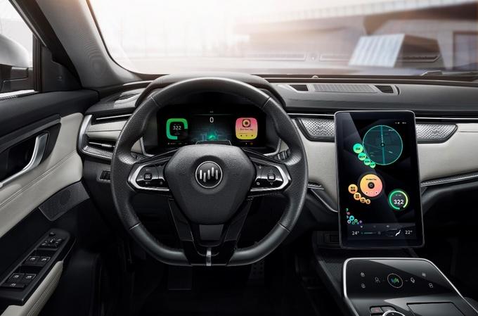威马EX5-Z全新上市 升级绿色出行新时代-图15