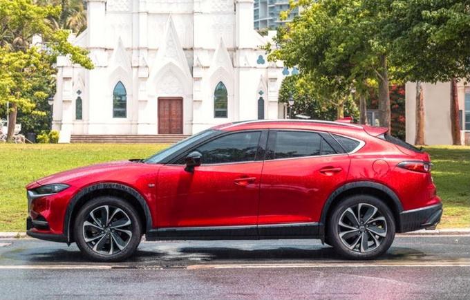 马自达新款CX-4 8月15日上市 入门版配置也丰富-图2
