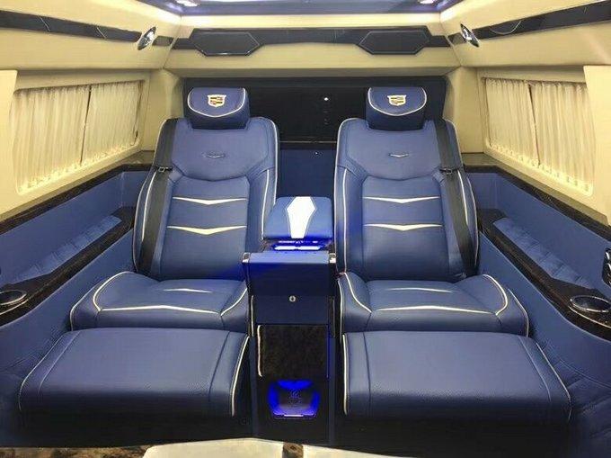 18款凯迪拉克 舒适巅峰伯爵一号200万卖-图6