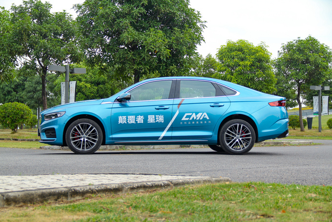 开启燃油车FOTA升级时代,吉利星瑞东莞上市-图9