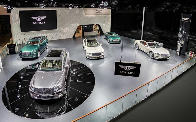 2020北京车展专访宾利安睿轲新车交付增长超80-图2