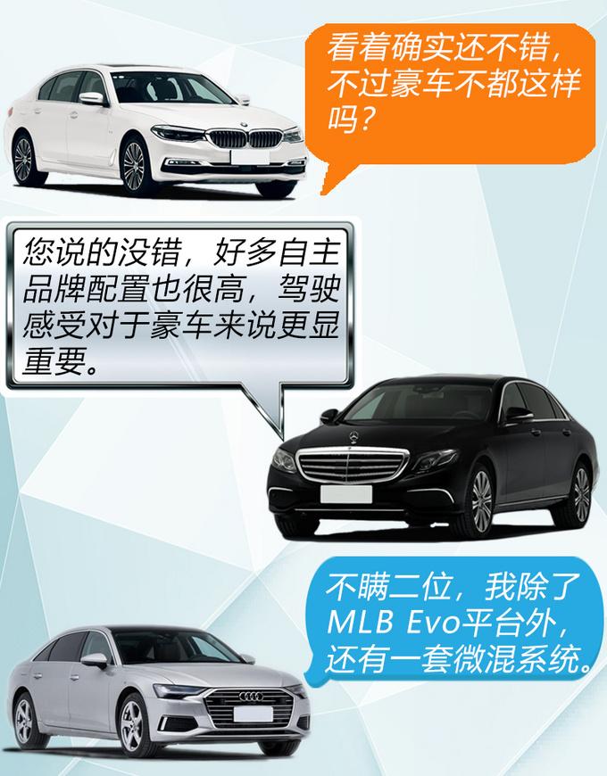 实力碾压5系E级 全新A6L能否再造销量神话-图5