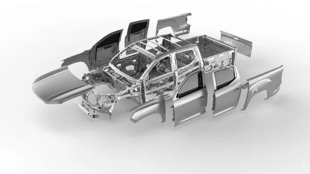 柴油2.0T+6AT宽体皮卡仅10.78万元 堪称性价比之王-图5