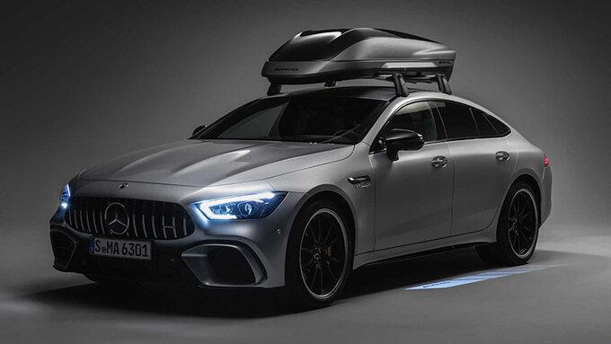 增加实用性 梅赛德斯-AMG推出官方车定行李箱-图1