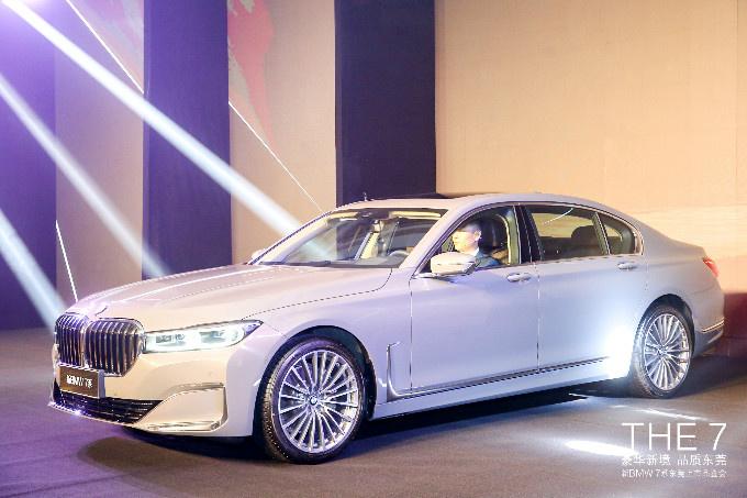 豪华新境 品质东莞 新BMW 7系东莞上市-图8