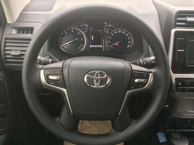 2018款丰田霸道2.8T 柴油版五座全时四驱-图5