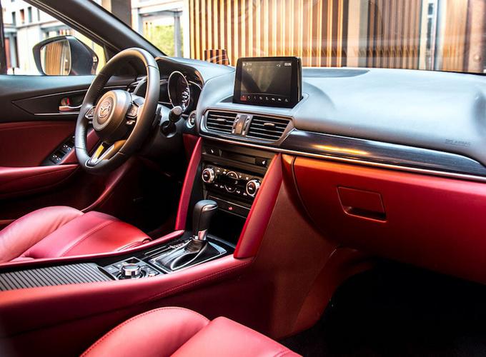 新款马自达CX-4正式上市售14.88万起-图6
