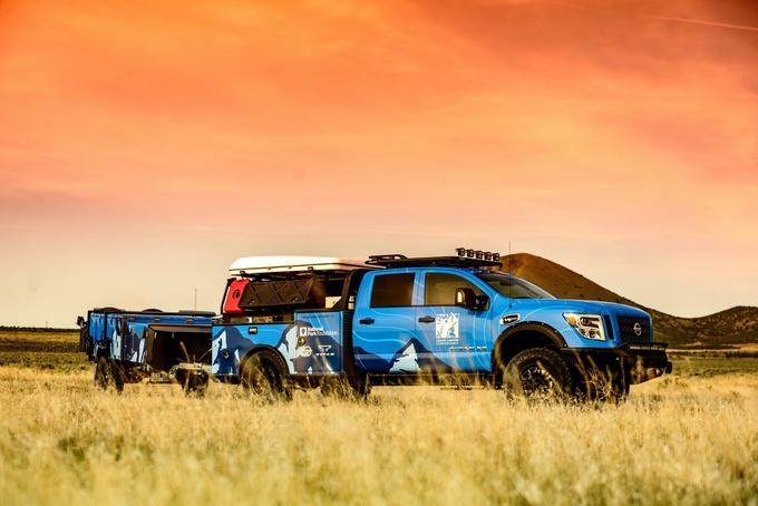 日产推出Titan特别版 5.6L汽油V8动力/534 N•m-图2