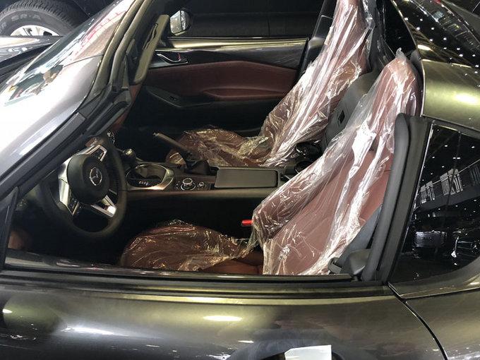 18款马自达MX-5硬顶敞篷超跑 最美价热销-图5