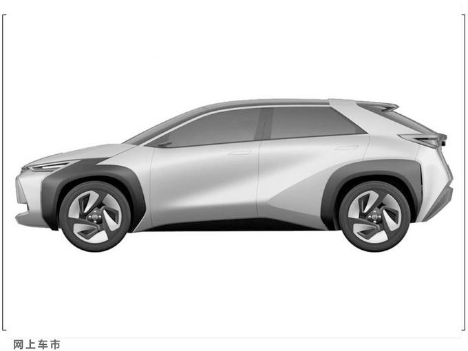 丰田全新小型跨界电动车曝光提供3级半自动驾驶-图3