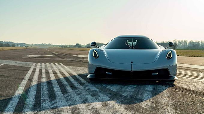 四款极速超400km/h的超级跑车 功率均超千匹-图4