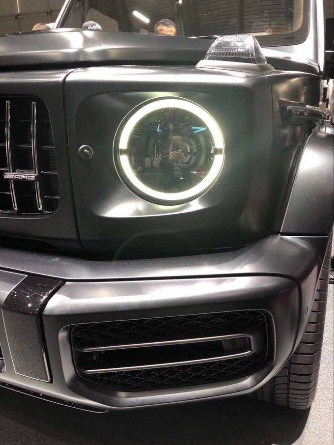 2019款奔驰G63火热预定中 特惠新车上市-图12