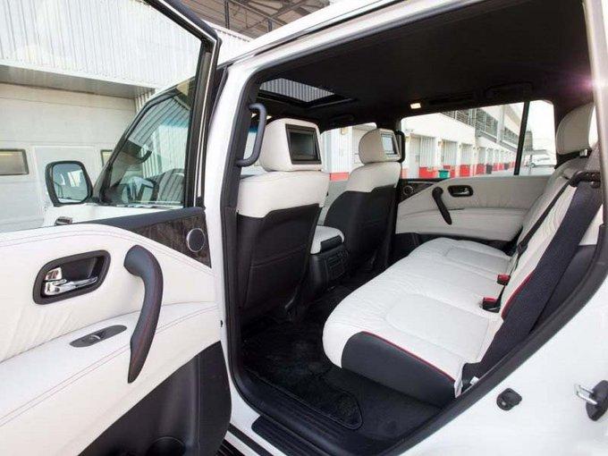 18款日产尼桑途乐SE版 过年大促轻松购车-图6