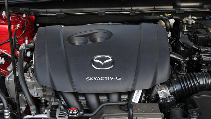 新款一汽马自达CX-4正式上市 售价14.88万元起-图8