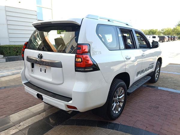 18款柴油丰田霸道2800 安全舒适动能强劲-图5