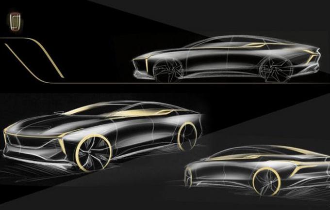 奔腾版CC概念车2天后首发 量产版或三季度上市-图1