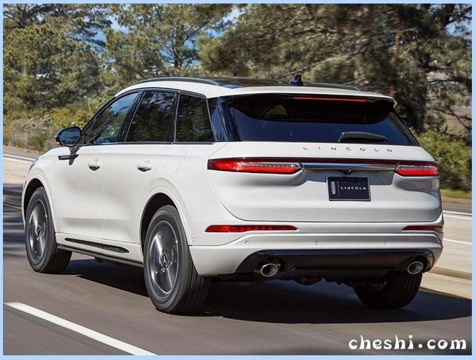 林肯全新中型SUV曝光 搭2.3T引擎/竞争丰田汉兰达-图3
