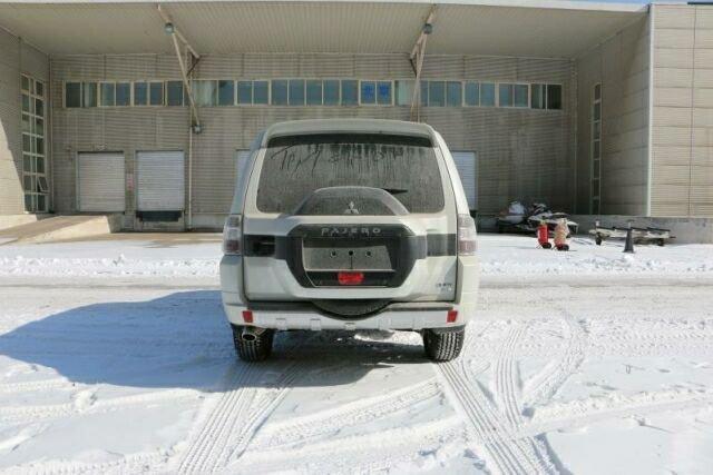 18款三菱帕杰罗V97现车 经典SUV特惠促销-图4