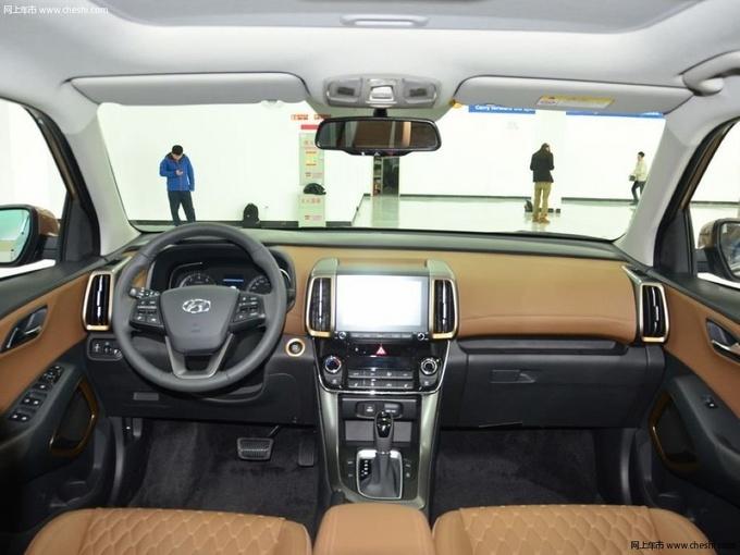 哈尔滨帝豪GS优惠 现代ix35售11.99万-图2