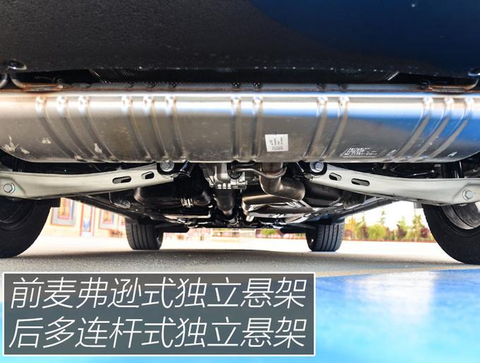搭2.0T可变缸发动机/动力强且平顺试驾新探界者-图15