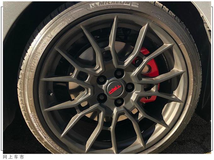 丰田亚洲龙运动版实拍搭3.5L引擎/配熏黑轮毂-图6