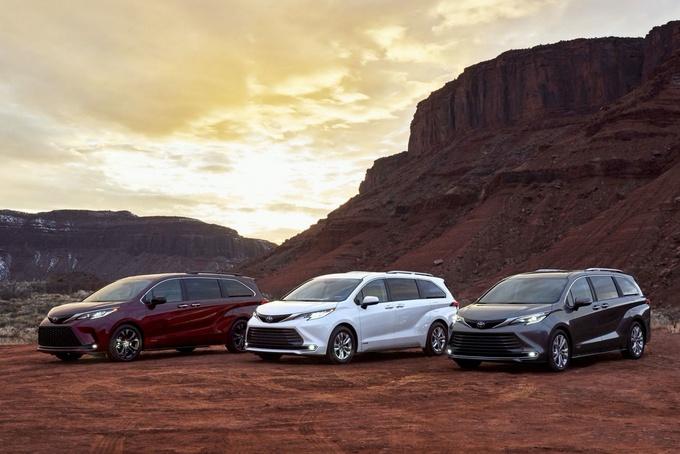 丰田全新塞纳下月开售搭2.5L混动/比埃尔法时尚-图2
