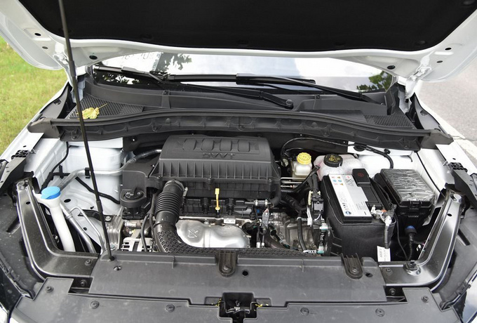 年轻人很中意的几款运动型SUV  10万就能买顶配-图13