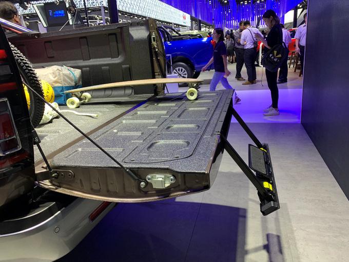 实销已破10万 长城皮卡市场份额扩大 炮系列正式发力-图3