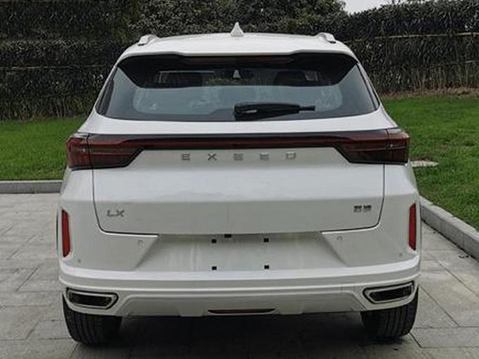星途LX 1.5T车型配置曝光 7天后上市或11万起售-图3