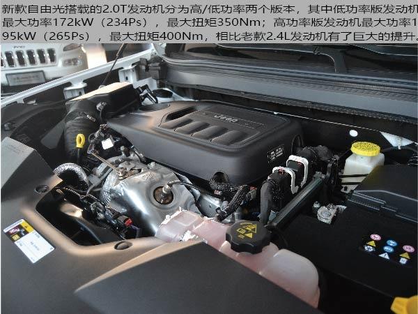 专业级全驾控都市SUV 实拍JEEP自由光-图12