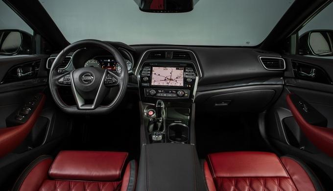 日产西玛40周年纪念版官图 搭3.5L V6/年内上市-图8