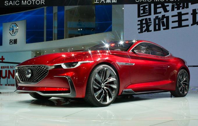 上汽名爵今年推出3款新车 HS大改款还有双门轿跑-图1
