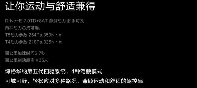 领克汽车首款车型 全球高端SUV全新领克01换新上市-图11