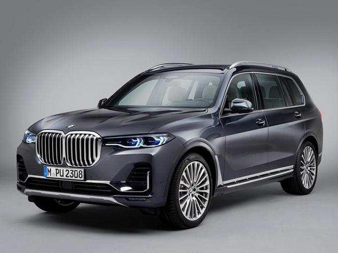 宝马全新旗舰SUVX7(G07)将于2019年正式推出