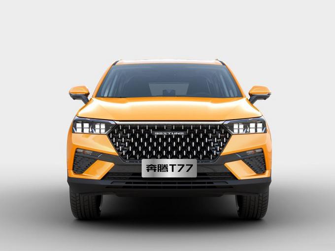 奔腾3年将推9款全新车型 新能源车占比超50%
