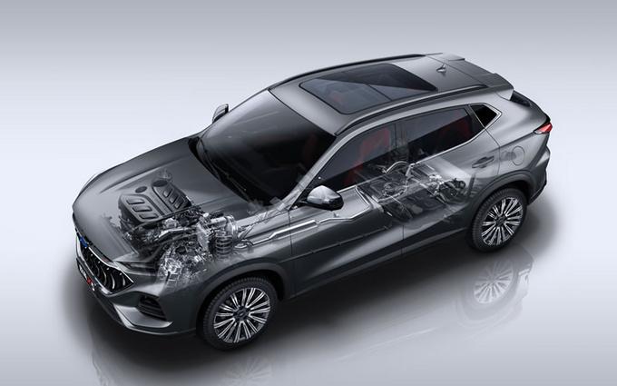 前卫动感的发光体 欧尚X5是如何点亮潮流用车生活-图13
