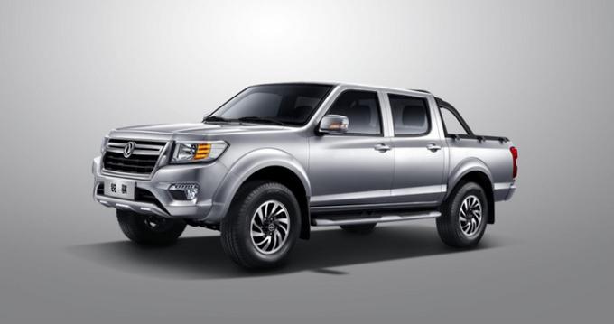 郑州日产锐骐柴油国六车型现已正式开启预售-图2