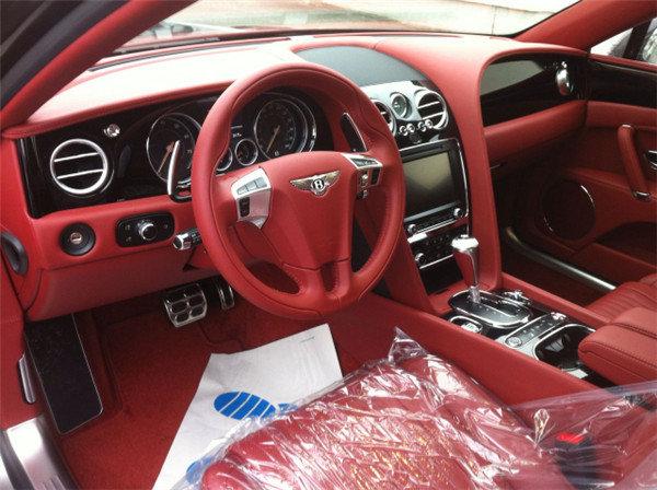 2018款宾利飞驰V8S 欧规平行进口运动版-图9