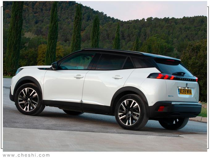 标致两款全新SUV上市搭1.2T引擎/pk本田缤智-图4