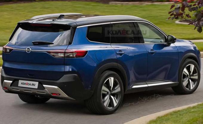 东风日产将推4款SUV 大号奇骏领衔-尺寸接近途昂-图3