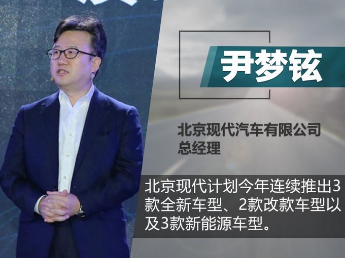 北京现代战略升级 推6款高端新车 挑战年销100万辆-图3