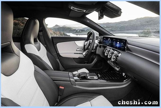 奔驰全新CLA旅行车开始生产 动力升级/9月交车-图5