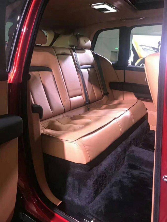 劳斯莱斯库里南SUV 全国第一批定金优先-图12