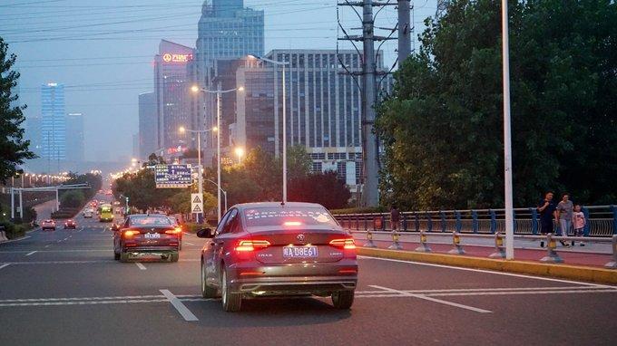 恋一人爱一款车遇见一座城朗逸plus巡游-图15