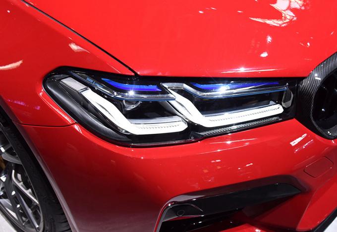 BBA均有新车 北京车展6款热门豪华性能车盘点-图23