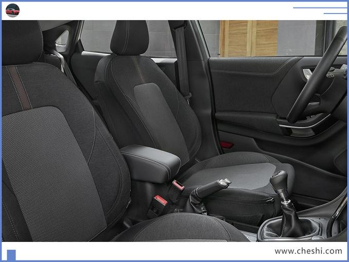 福特全新小型SUV本月亮相 这项配置家族首次应用-图6