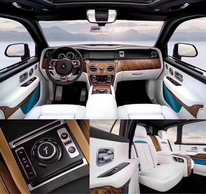 劳斯莱斯库里南SUV 全国第一批定金优先-图7