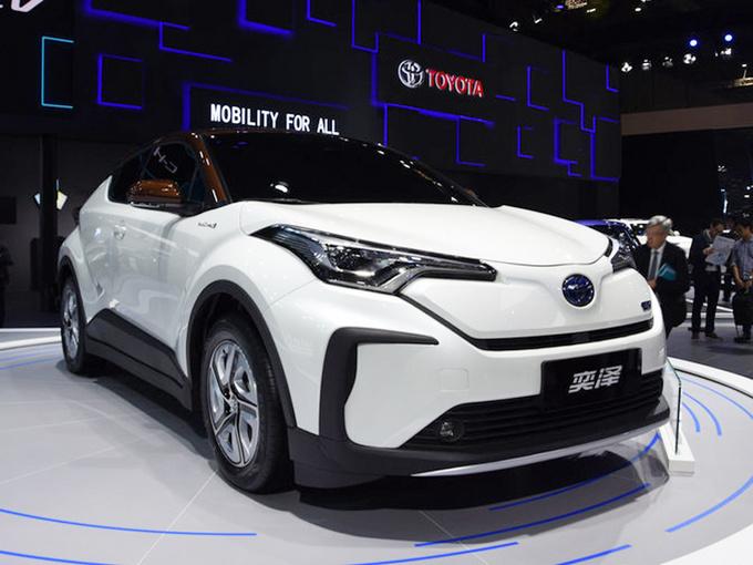 一汽丰田增32万辆新能源产能 奕泽纯电等车将上市-图1