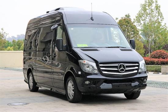 奔驰斯宾特524旅居房车 全新房车体验 享受旅程奢