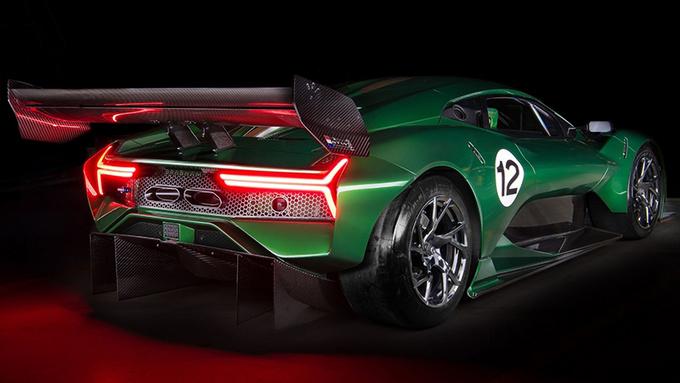 首台BT62赛车正式交付 仅重972kg/售价650万-图4